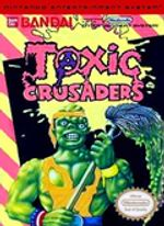 Jaquette Toxic Crusaders