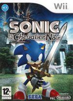 Jaquette Sonic et le Chevalier noir