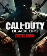 Jaquette Call of Duty : Black Ops - Escalation