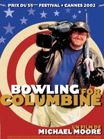 Affiche Bowling for Columbine
