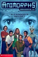 Couverture Animorphs