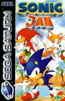 Jaquette Sonic Jam