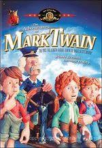 Affiche Les aventures de Mark Twain