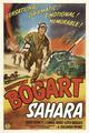 Affiche Sahara