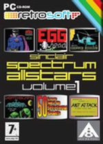 Jaquette Spectrum Allstars  Volume 1