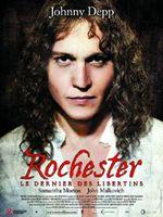 Affiche Rochester, le dernier des libertins