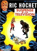 Couverture Suspense à la télévision - Ric Hochet, tome 7