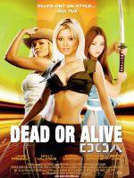 Affiche Dead or Alive (DOA)