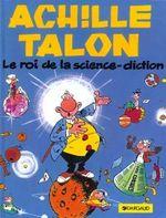 Couverture Le Roi de la science-diction - Achille Talon, tome 10