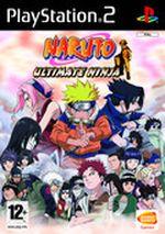 Jaquette Naruto : Ultimate Ninja