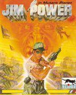Jaquette Jim Power in Mutant Planet