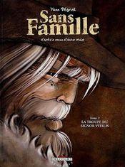 Couverture La Troupe du Signor Vitalis - Sans famille, tome 2