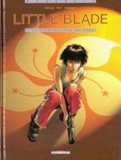 Couverture Le Patrouilleur du vent - Little Blade, tome 1