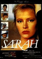 Affiche Sarah