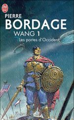 Couverture Les Portes d'Occident - Le Cycle de Wang, tome 1