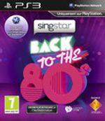 Jaquette Singstar : Back to the 80s
