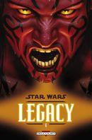 Couverture Renégat - Star Wars : Legacy, tome 6