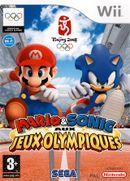 Jaquette Mario et Sonic aux Jeux Olympiques