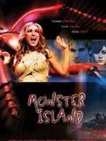 Affiche Monster Island
