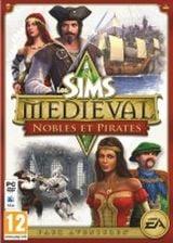 Jaquette Les Sims Médiéval : Nobles et Pirates