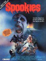Affiche Spookies
