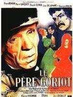 Affiche Le Père Goriot