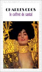 Couverture Le Coffret de Santal