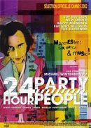 Affiche 24 Hour Party People