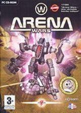 Jaquette Arena Wars