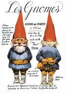 Couverture Les gnomes