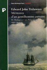 Couverture Mémoires d'un gentilhomme corsaire