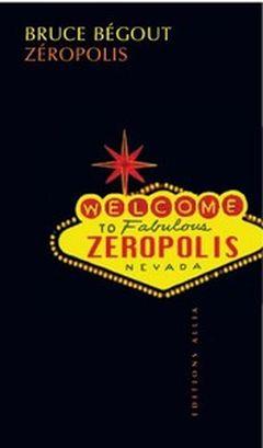Couverture Zéropolis