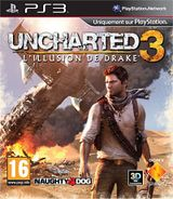 Jaquette Uncharted 3 : L'Illusion de Drake