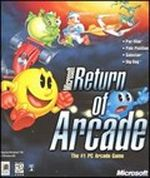 Jaquette Microsoft : Return Of Arcade