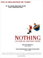 Affiche Nothing