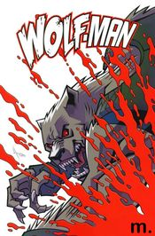 Couverture Wolf-Man