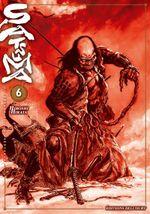 Couverture Satsuma l'honneur de ses samouraïs