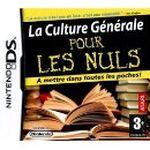 Jaquette La Culture Générale pour Les Nuls