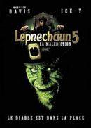 Affiche Leprechaun 5 : La Malédiction