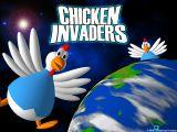 Jaquette Chicken invaders