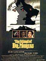 Affiche L'Ile du Docteur Moreau