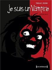 Couverture Je suis un Vampire