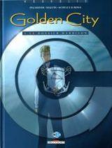 Couverture Le Dossier Harrison - Golden City, tome 5