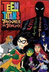 Affiche Teen Titans : Panique à Tokyo