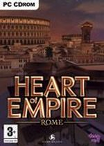 Jaquette Heart of Empire : Rome