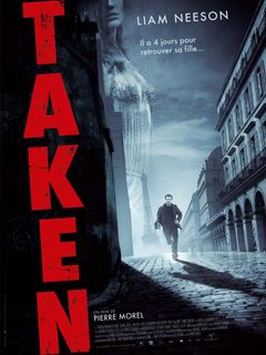 Affiche Taken