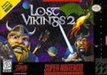 Jaquette The Lost Vikings II