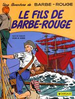 Couverture Le Fils de Barbe-Rouge - Barbe-Rouge, tome 4