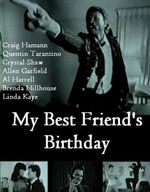 Affiche My Best Friend's Birthday