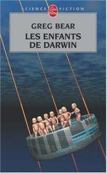 Couverture Les Enfants de Darwin - Darwin, tome 2